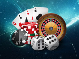 Casino Games give you a chance to win more