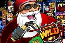 Santas Wild Ride slot review and free play