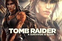 Tomb Raider slot review and free play