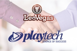 Playtech-Leo-Vegas