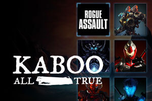 One-on-one battle with the Rogues in online casino Kaboo