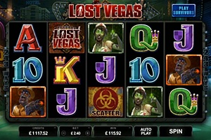 Zombies are waiting for you thanks to Microgaming slot