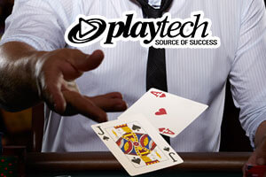 Try your favourite 21 + 3 Live Casino Blackjack online with Playtech