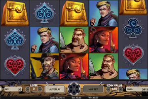 Exclusive NetEnt product - Wild Wild West: The Great Train Heist Slot