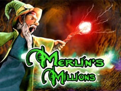 Merlins Million  Slot Machine