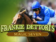 Frankie Dettori's Magic Seven Slot Review