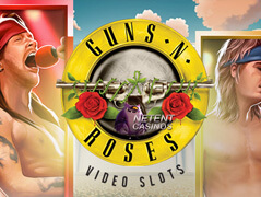 Guns N' Roses Slot Review