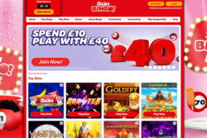 Sun Bingo Casino Review