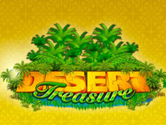 Desert Treasure free slot